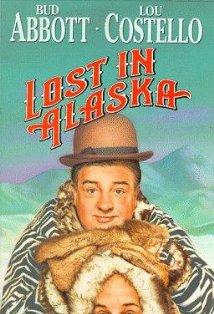 Lost in Alaska kapak