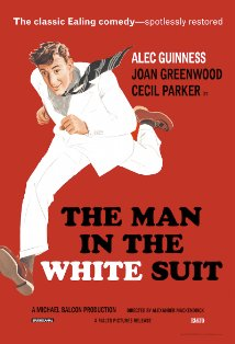 The Man in the White Suit kapak