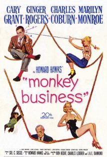 Monkey Business kapak