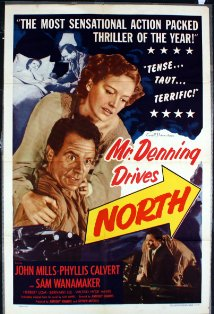 Mr. Denning Drives North kapak