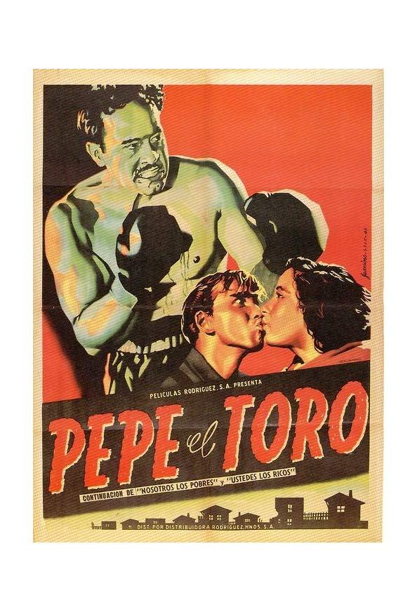 Pepe El Toro kapak