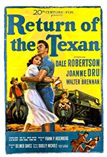 Return of the Texan kapak