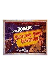 Scotland Yard Inspector kapak