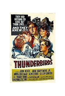 Thunderbirds kapak