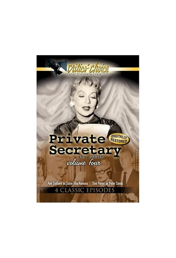 Private Secretary kapak