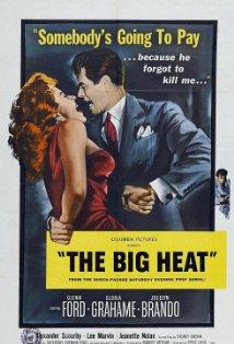 The Big Heat kapak
