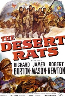 The Desert Rats kapak