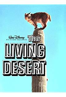 The Living Desert kapak
