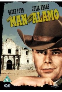 The Man from the Alamo kapak