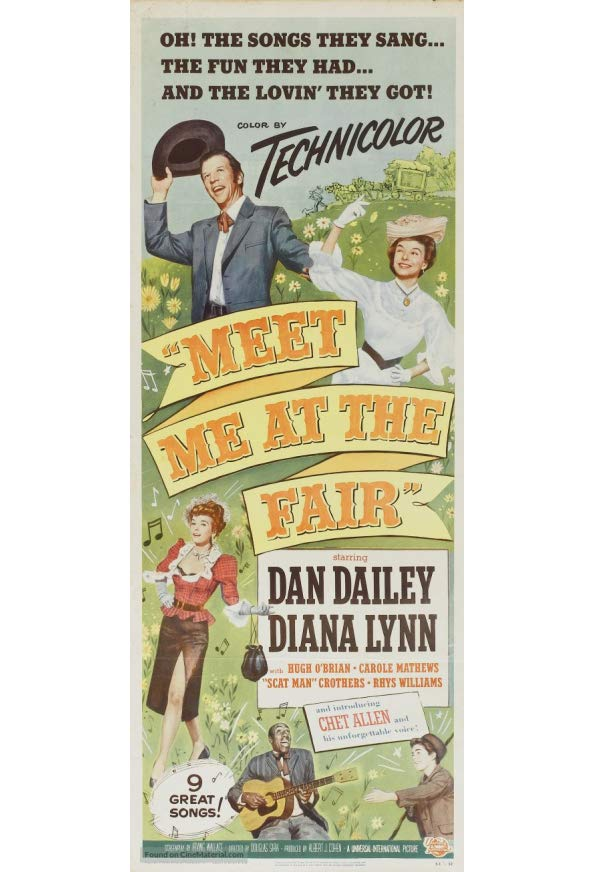 Meet Me at the Fair kapak