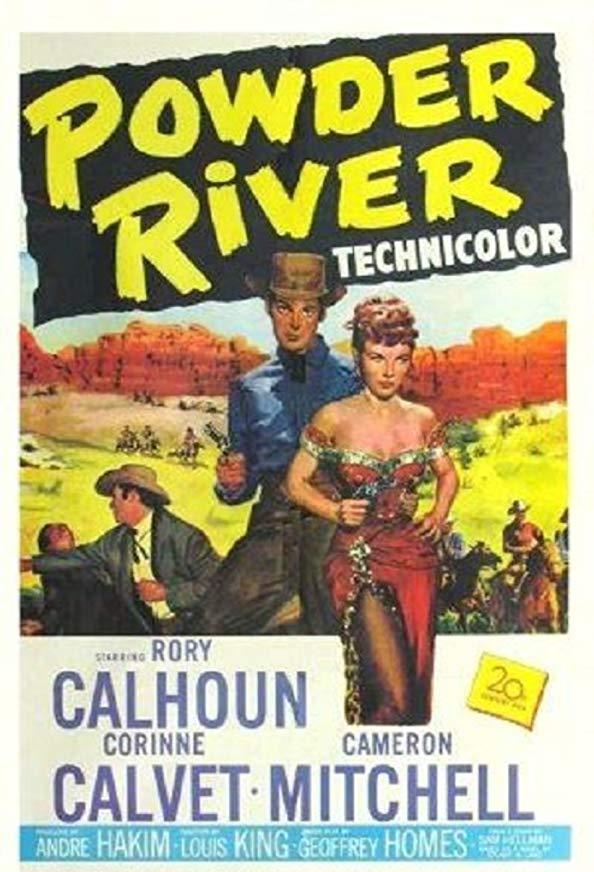 Powder River kapak