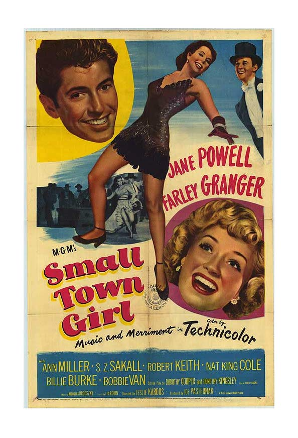 Small Town Girl kapak