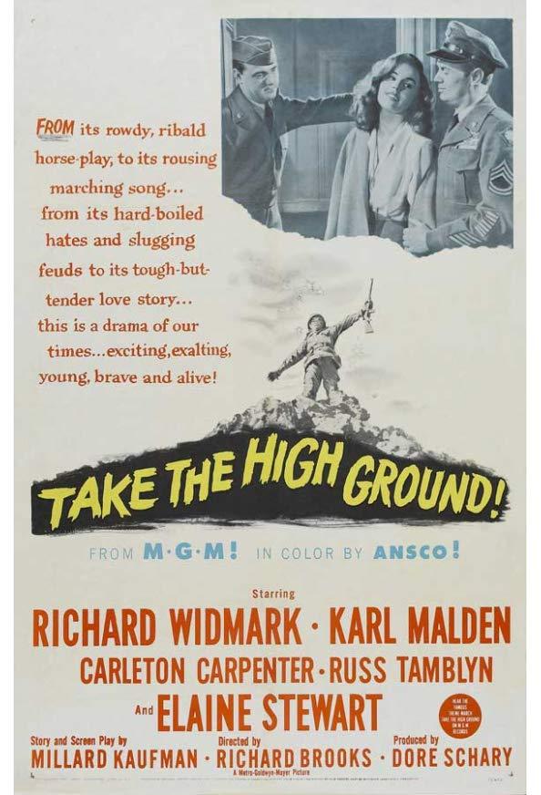 Take the High Ground! kapak