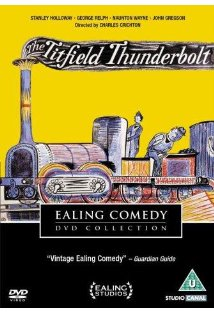 The Titfield Thunderbolt kapak