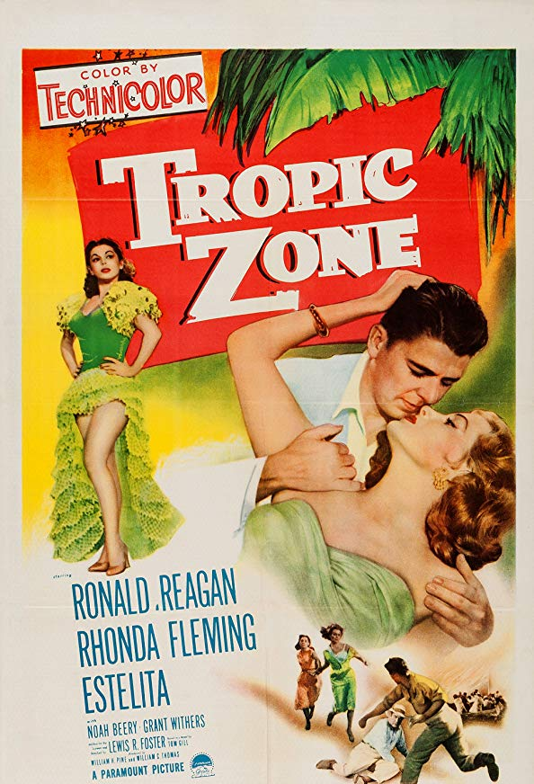 Tropic Zone kapak