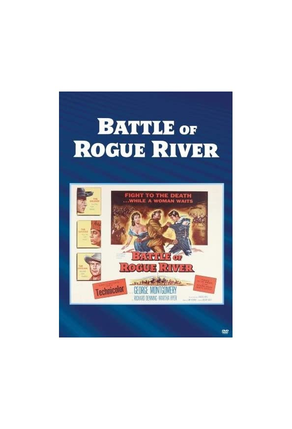 Battle of Rogue River kapak