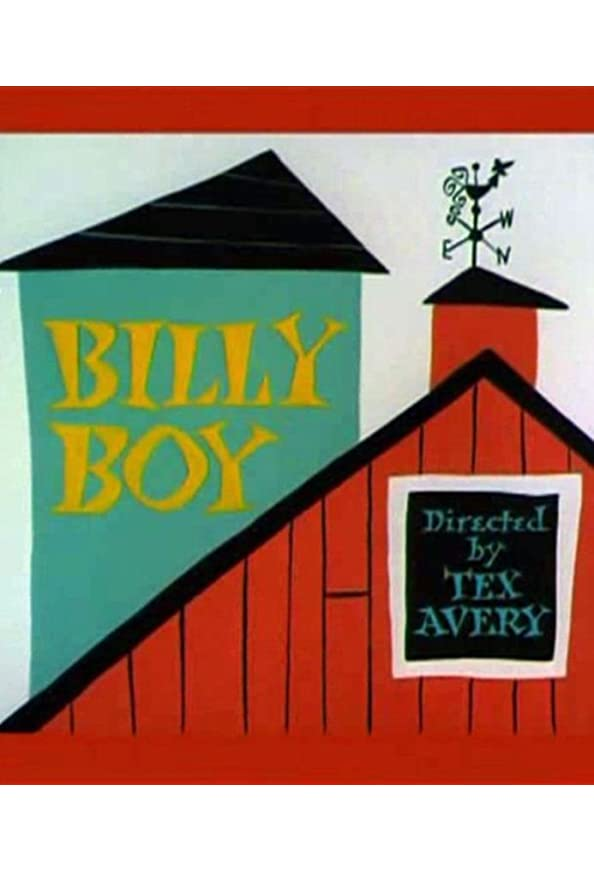 Billy Boy kapak