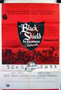 The Black Shield of Falworth kapak