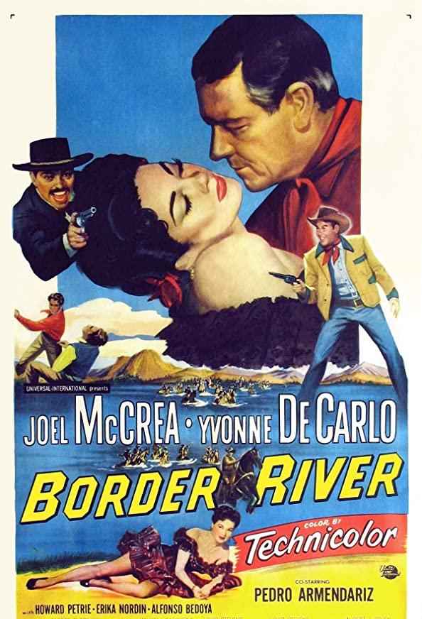 Border River kapak