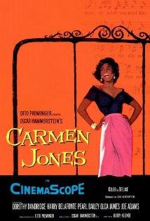 Carmen Jones kapak