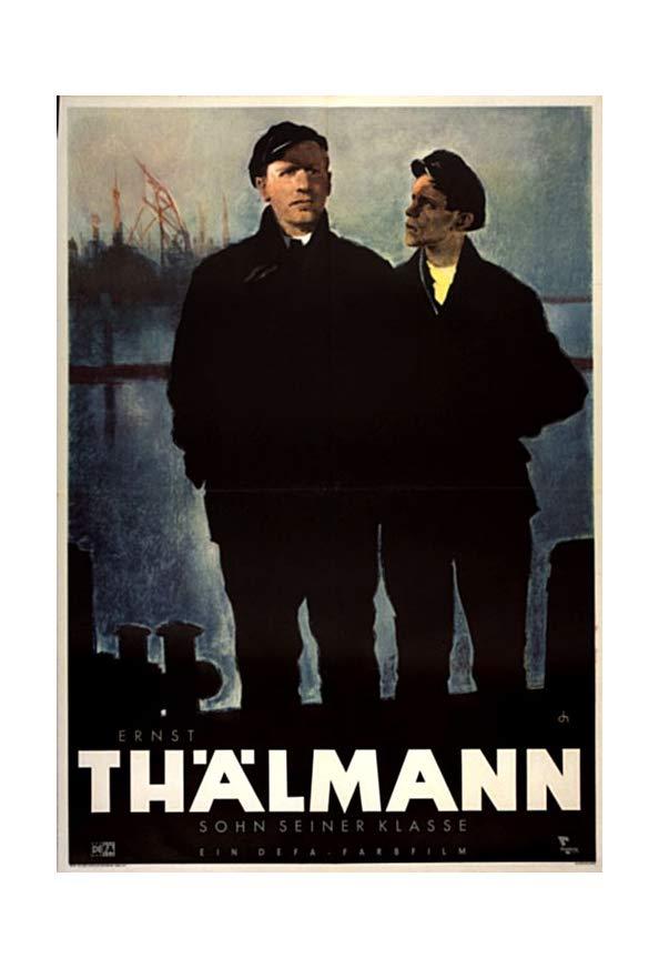 Ernst Thälmann - Sohn seiner Klasse kapak