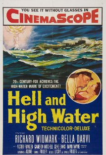 Hell and High Water kapak