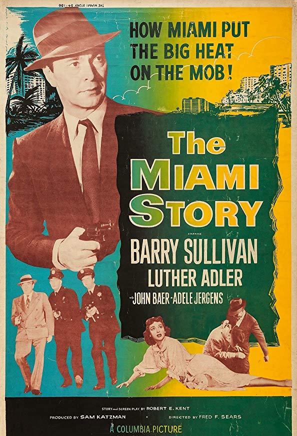 The Miami Story kapak