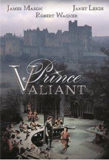Prince Valiant kapak