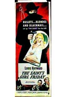 The Saint's Girl Friday kapak