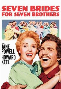 Seven Brides for Seven Brothers kapak