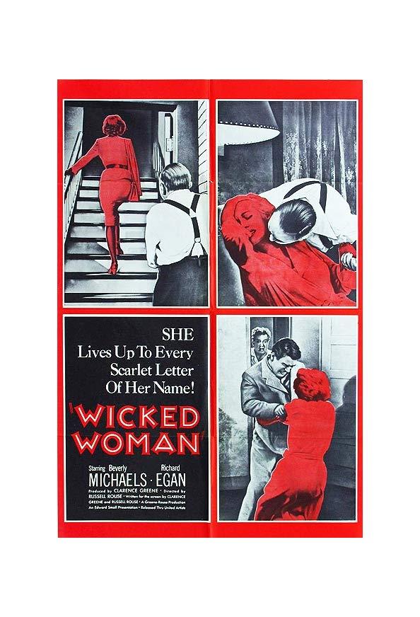 Wicked Woman kapak
