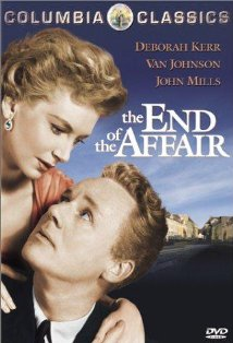 The End of the Affair kapak