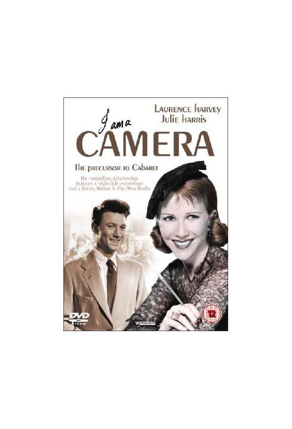 I Am a Camera kapak
