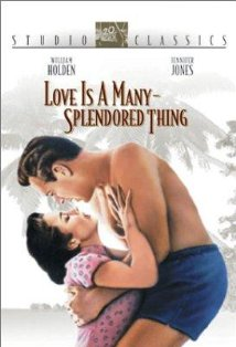 Love Is a Many-Splendored Thing kapak