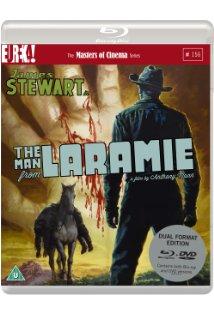 The Man from Laramie kapak