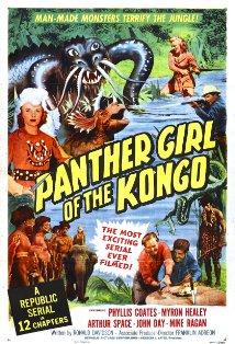 Panther Girl of the Kongo kapak