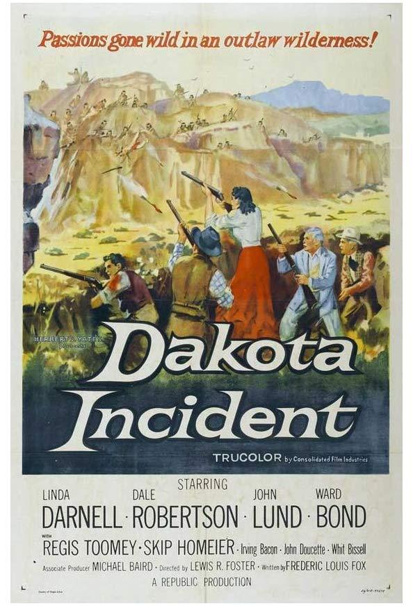 Dakota Incident kapak