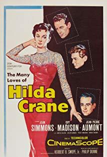Hilda Crane kapak