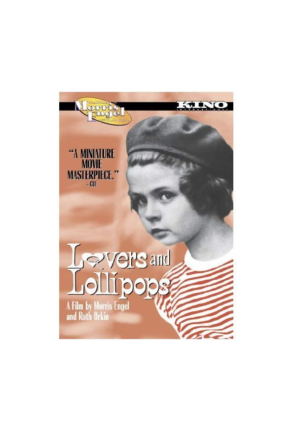 Lovers and Lollipops kapak