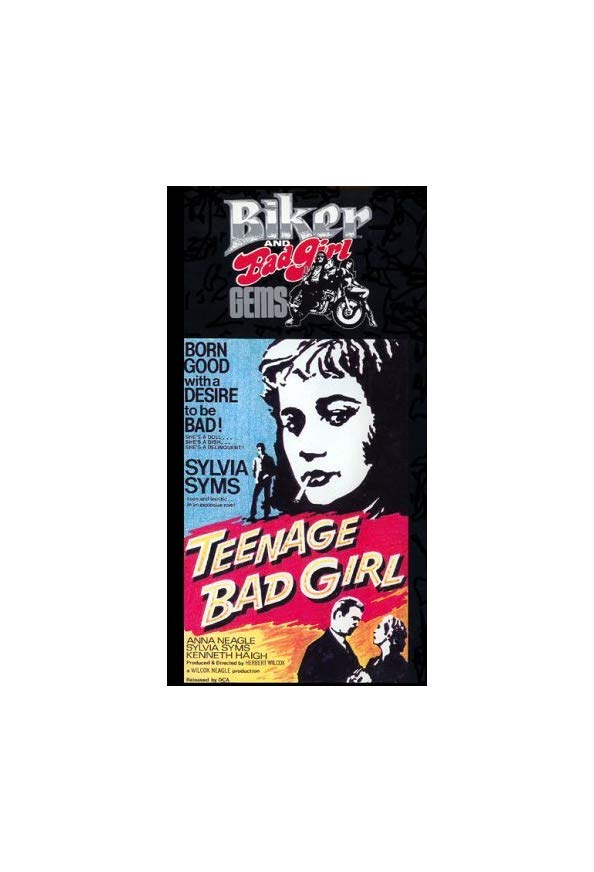 Teenage Bad Girl kapak