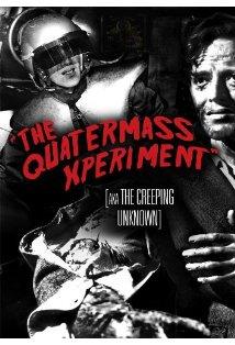 The Quatermass Xperiment kapak