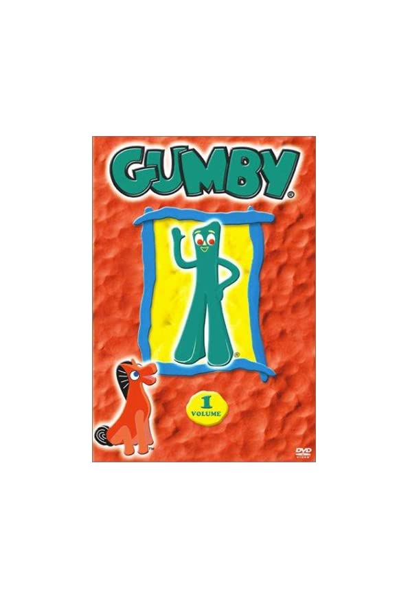 The Gumby Show kapak