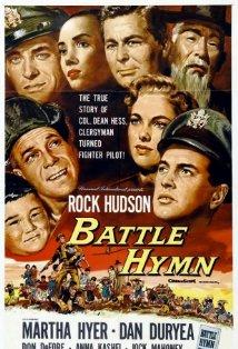 Battle Hymn kapak