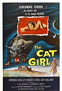 Cat Girl kapak