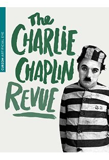The Chaplin Revue kapak