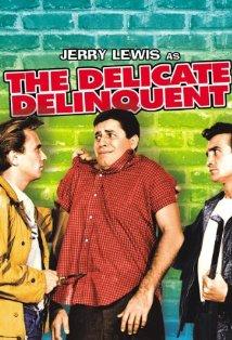 The Delicate Delinquent kapak