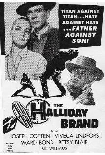 The Halliday Brand kapak