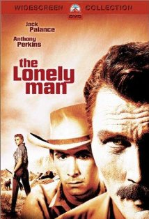 The Lonely Man kapak