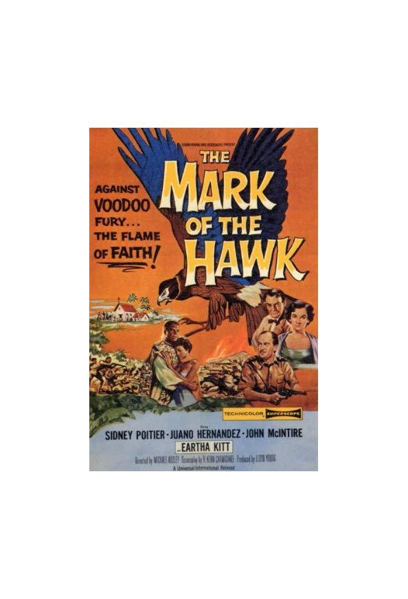 The Mark of the Hawk kapak