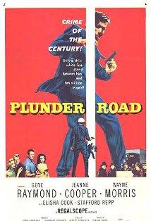Plunder Road kapak